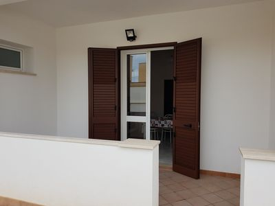 Photo for holiday home center 150 meters from the sea
