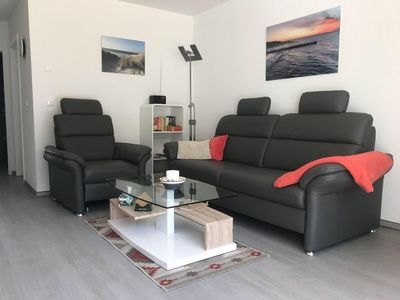 Photo for New quiet apartment in the coastal forest Graal-Müritz Apartment Togetherness Hasenwinkel 4 EC