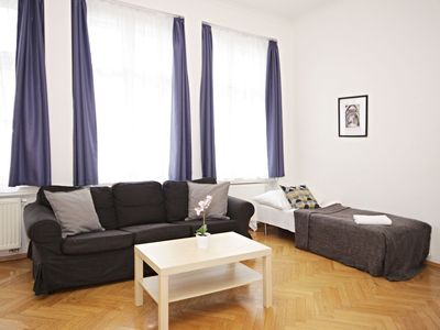 Photo for Cosy Apartment for 7 People With Wifi, TV, Pets Allowed and Parking