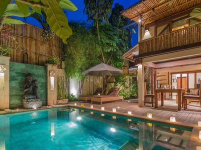 Photo for Stylish Perfectly Located 1 Bedroom Villa, Central Seminyak
