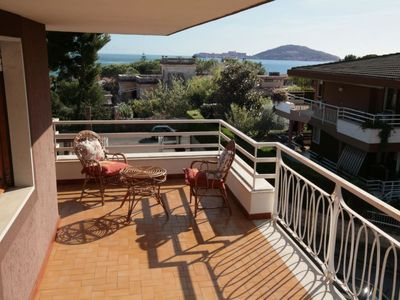 Photo for Vacation home Villa Altamira con Tennis in Formia - 10 persons, 5 bedrooms