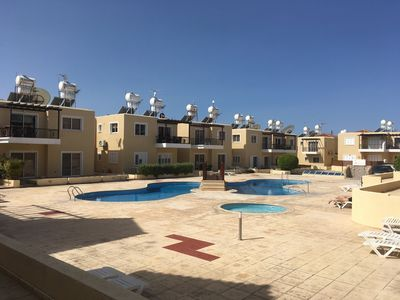 Photo for Ground Floor 1 Bed Apartment - Free Wifi/UK TV - Sirena Sunrise Complex