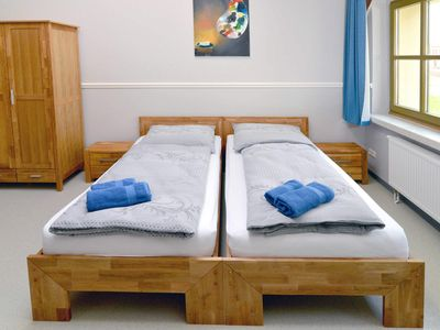 Photo for Double Room with Private Bathroom - Hostel Guben