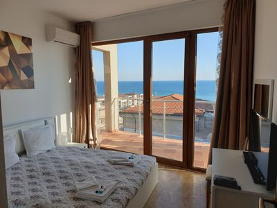 Photo for Luxury Penthouse Sea View Sunny Beach