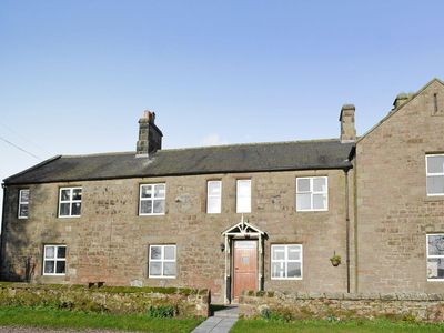 Photo for 3 bedroom property in Wooler. Pet friendly.