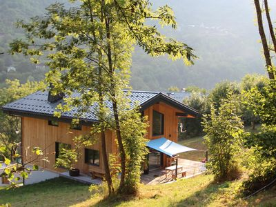 Photo for Chalet classified 4 * Brides les Bains - Courchevel