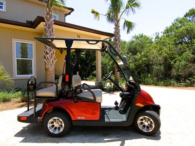 Photo for Lg Private Pool -6 passenger Golf Cart -Luxury -Privacy -4 min walk to beach !!