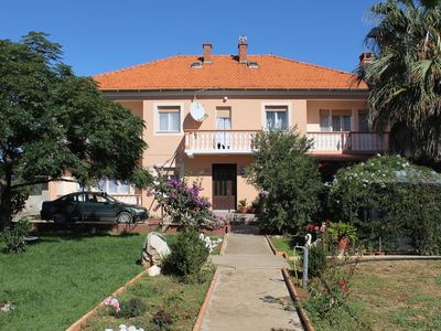 Photo for Three bedroom apartment with balcony Privlaka (Zadar)