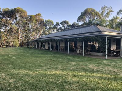 Photo for Pompoota Homestead on the River Murray