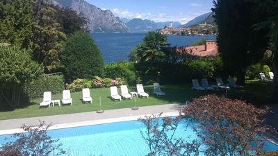 Photo for APARTMENT AT THE LAKE IN MALCESINE