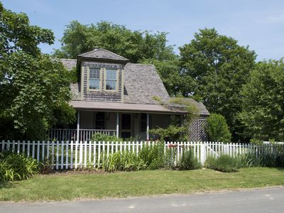 Photo for Charming 1720 Historic Home, Easy Summer Living For Friends And Family.