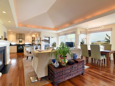 Photo for Now open for Summer bookings! Elegant Downtown Morro Bay Home.