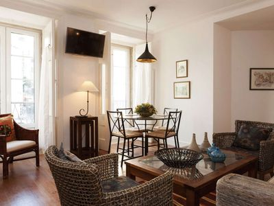 Photo for A very central apartment with a contemporary and stylish decoration