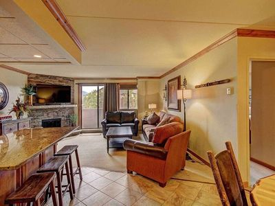 Photo for Ski-in/Ski-out Suite + Private Balcony & Fireplace! 6 Hot Tubs/Pools