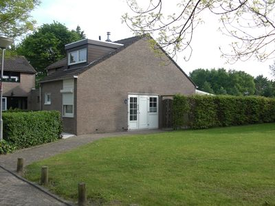 Photo for Cozy, sunny holiday house on the Grevelingenmeer holiday park 'De Tong'