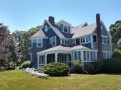Photo for Overlooking Nantucket Sound, Classic Victorian Era home