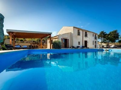 Photo for Holiday house Castellammare del Golfo for 1 - 10 persons with 5 bedrooms - Holiday house