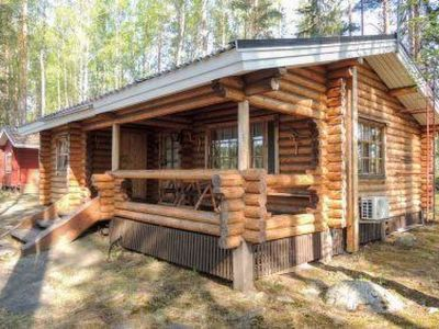 Photo for Vacation home Majava cottage 1 in Kitee - 6 persons, 1 bedrooms