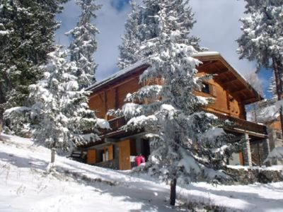 Photo for Appartment in Chalet, next to ski lift