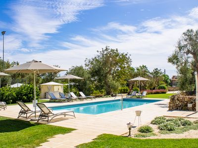 Photo for Tenuta Don Salvatore, country house with pool, 4 miles from Gallipoli - (Ulivo)