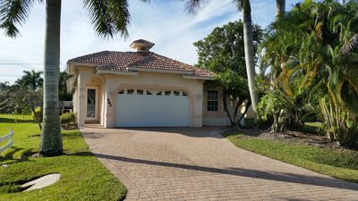 Photo for Pool Home - Tropical Luxury & Close to Beach