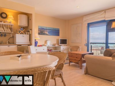 Photo for 1 bedroom apartment very close to the beach