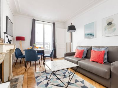 Photo for River Seine - Latin Quarter Area - Beautiful 1BR Flat in the Heart of Paris!