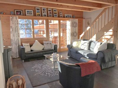Photo for Apartment Eiger in Grindelwald - 6 persons, 3 bedrooms