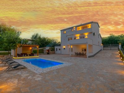 Photo for Holiday House Dalmatina with pool - Grubine