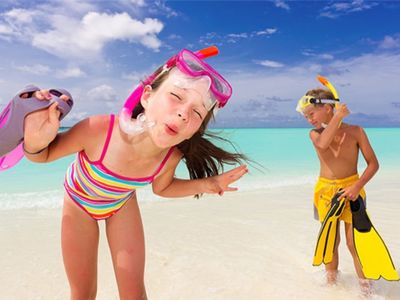 Photo for Kick Up Some Sand in Family Friendly Resort in Cancun Mexico
