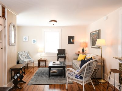 Photo for New Listing! Only 2 Blocks to the Beach! Updated two-story home on East End!