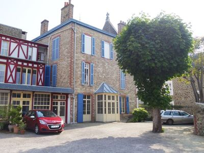Photo for Apartment La Marjolaine in Dinard - 2 persons, 1 bedrooms