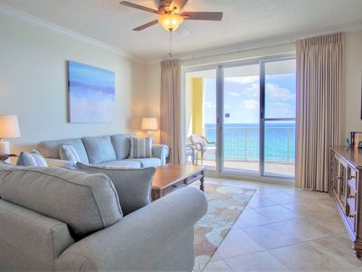 Photo for HUGE Private Balcony! Beach Chairs Included! Sleeps 7! Rent 4, Get 5th FREE!