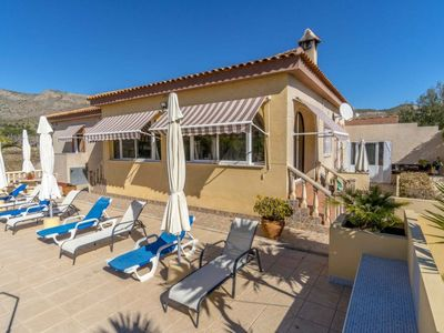 Photo for Vacation home Casa Vista del Valle in Alicante/Elche/Crevillente - 8 persons, 3 bedrooms