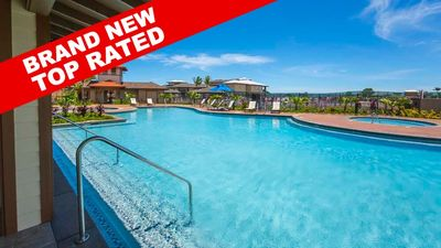 Photo for NEWEST Pili Mai 2 Bdm+Hybrid 3rd Bdm Central AC POOL Panoramic Mountain View