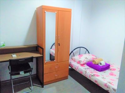 Photo for Lavender SingleBed Rm: 5m walk MRT