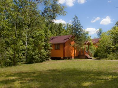 Photo for 1BR Cottage Vacation Rental in Killaloe, ON
