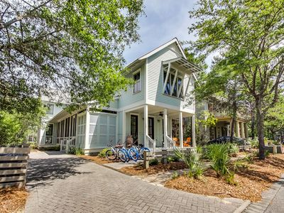 Photo for Newly Renovated! Walk To Camp WaterColor Pool and Park! Golf Cart!