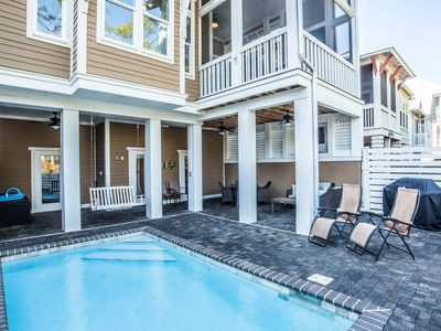 Photo for Anchored by the Sea, 30A Cottages, Private Pool, Spacious Outdoor Living, Fall Up to 25% Off!