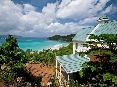 Photo for Secluded Beachfront Villa, Brewers Bay,Tortola, BVI