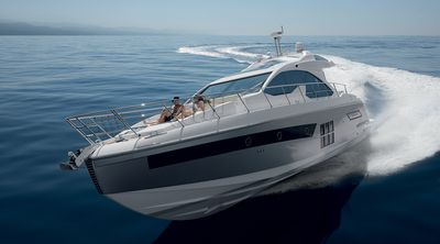 Photo for Yacht AZIMUT 55S (ART)