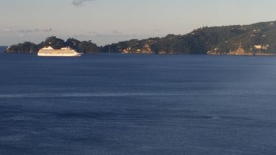 Photo for House on the sea view Portofino wi fi breakfast and welcome drink always free
