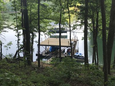 Photo for Cozy Lake Hartwell Vacation Home 2B/2B Sleeps 6-8