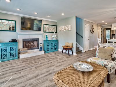 Photo for New for '18 - $100k Renovation - Private Pool - 2 min walk to beach - Best Local