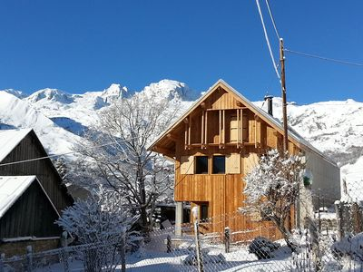 Photo for 5BR Chalet Vacation Rental in Saint-Sorlin-d'Arves, Auvergne-Rhône-Alpes