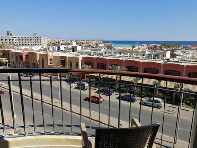 Photo for Arabia sea view apartment super luxury furnished with 2 bedroom&1bathroom