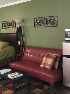 Photo for This comfortable condo is close to town center