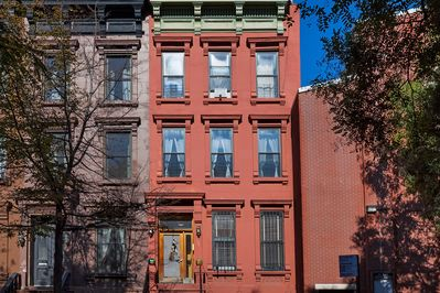 Nothing says NYC like a Brownstone