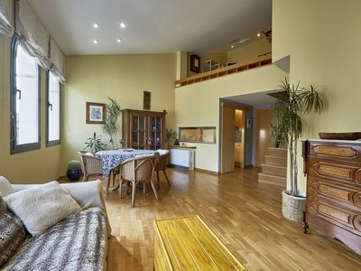 Photo for Amazing duplex near the cathedral in the heart to Girona