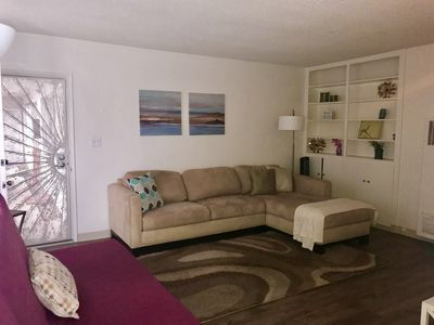 Photo for 2 Blocks to Beach! Big, Bright, Clean 2 Bedroom